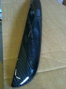 Boot handle, Carbon fibre 2nd gen
